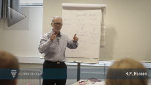 Bogholderi kursus. H. P. Hansen video